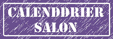 Calendrier - Salon